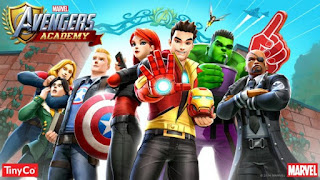 Marvel Avengers Academy Mod Apk Unlimited Latest Version For Android