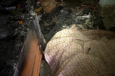 जलते बेड के साथ मिला इंजीनियरिंग छात्रा का शव, रेप के बाद हत्या की आशंका