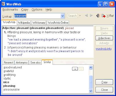Software kamus bahasa inggris gratis dari wordweb software kamus bahasa inggris stopboris Choice Image