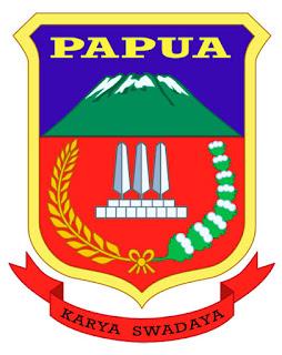 Gambar lambang Provinsi Papua