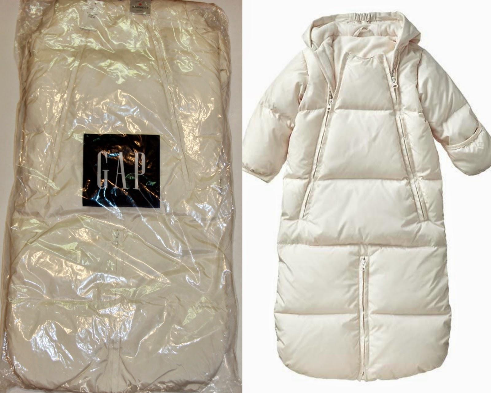 GAP Baby Warmest Snowsuit Review