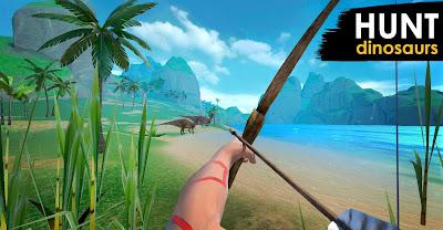 Jurassic Survival Island EVO MOD APK For Android
