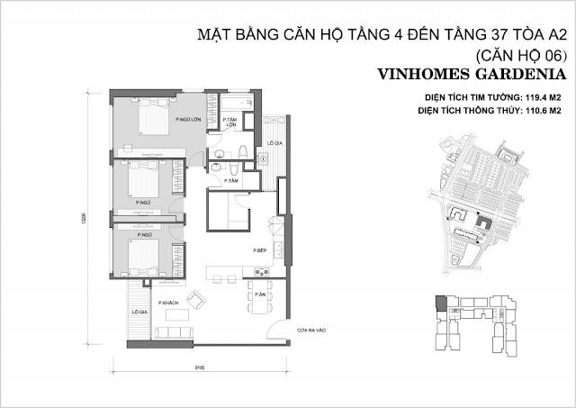 06 - Tòa A2 Vinhomes Gardenia