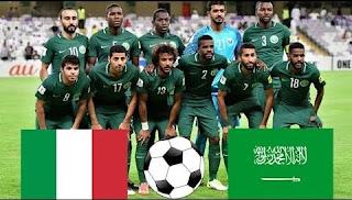 اون لاين مشاهدة مباراة السعودية وإيطاليا بث مباشر 28-5-2018 مباراة وديه دولية اليوم بدون تقطيع