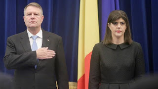 Romania. President reiterates support for anti-corruption magistrate