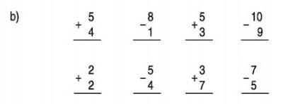 Giải bài tập 1, 2, 3 trang 86, 87 SGK Toán lớp 1