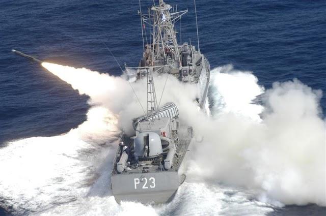 H Ελλάδα εξέδωσε NAVTEX για άσκηση με πυρά σε Μεγίστη, Ρω και Στρογγύλη - Απάντησαν με αντι-NAVTEX οι Τούρκοι