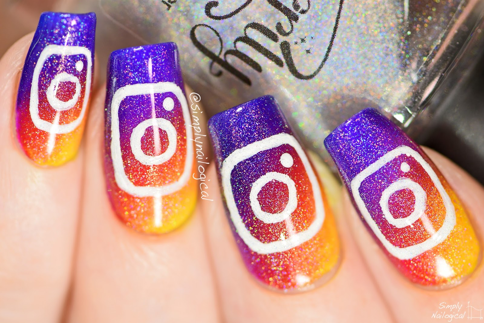 Simply Nailogical: Instagram update 2.HOLO