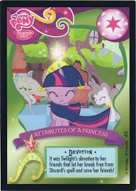 MLP Devotion Series 2 Trading Card