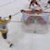 Filip Forsberg scores lacrosse-style goal vs Oilers