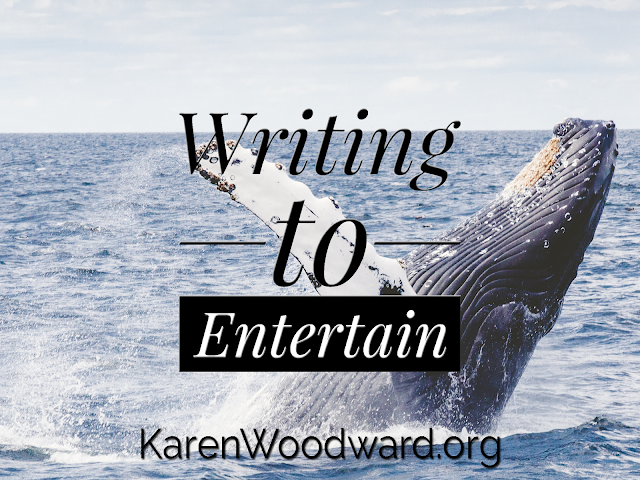 Writing to Entertain