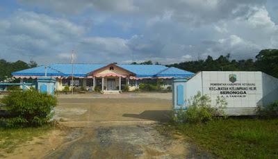 Jelang Lebaran Bupati Kunjungi Desa Serongga