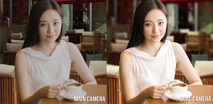 Hasil Kamera Samsung Galaxy C8