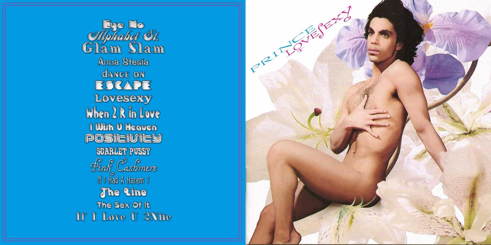 Prince lovesexy cd