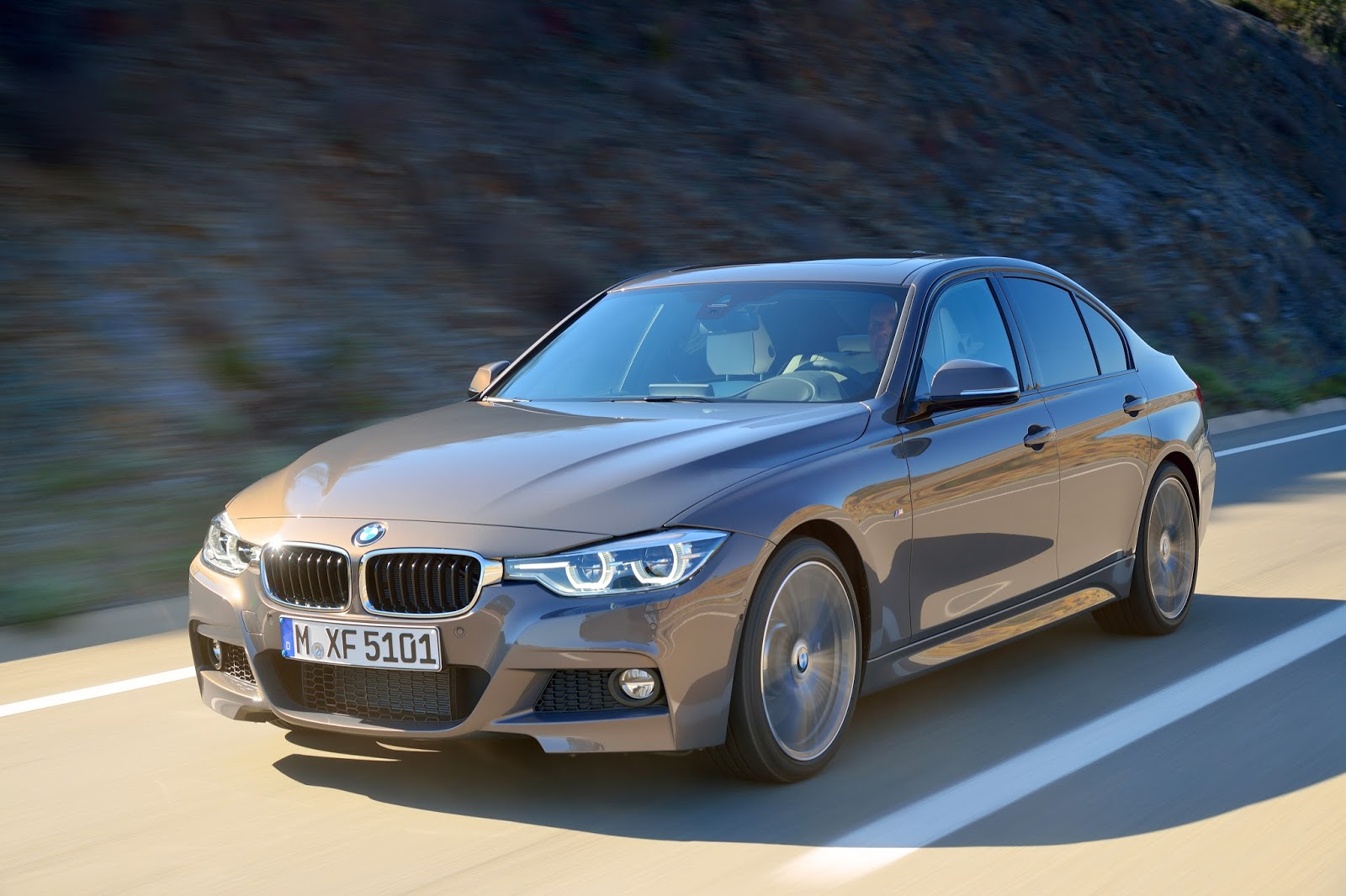 BMW I XDrive M Sport Review - Bmw 335i pictures