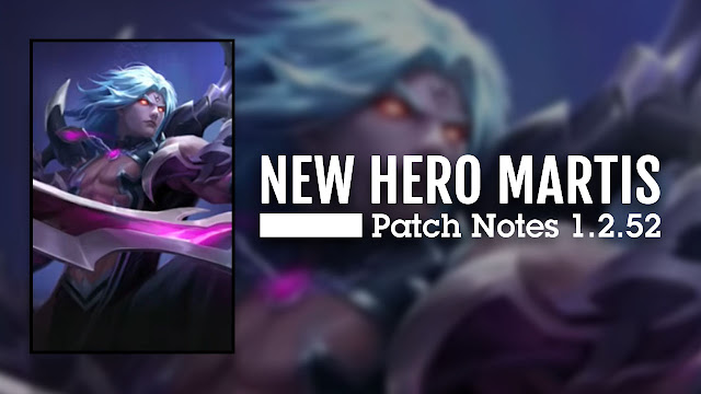 New Hero Martis