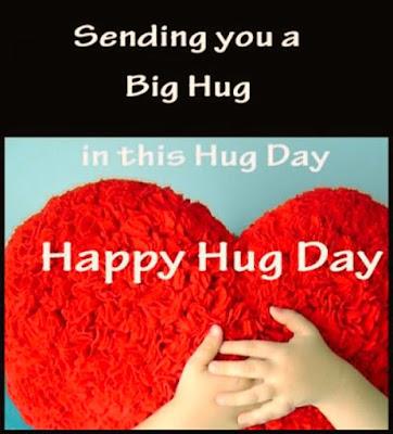 Hug Day SMS 2017