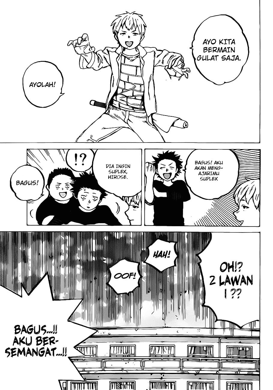 Koe no Katachi Chapter 03-27