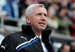 Alan Pardew - Liga Champion