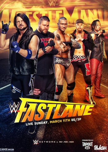 WWE Fastlane 2018 PPV Full Episode Download
