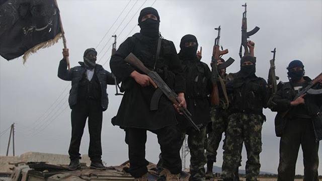 Rusia acusa de EEUU de suministrar armas a terroristas en Siria