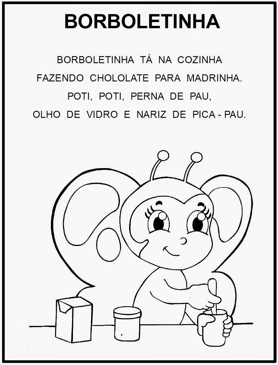 Mimos E Encantos Da Educacao Musicas Infantis Ilustradas