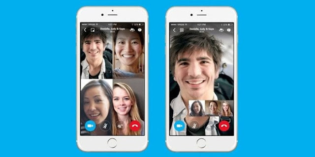 خطأ التجسس Group FaceTime Group