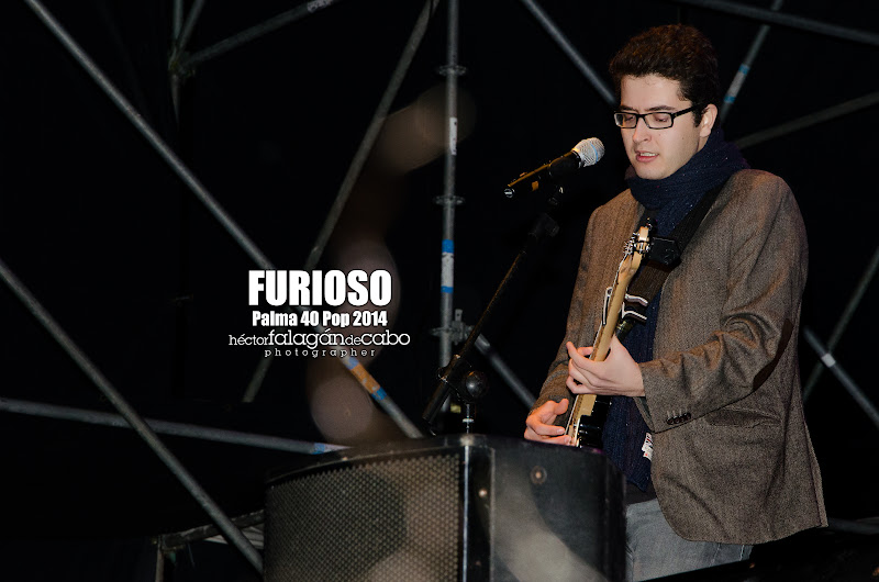 Furioso en el Palma 40 Pop 2014. Héctor Falagán De Cabo | hfilms & photography.