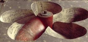 modèle pour hélice 5 pales