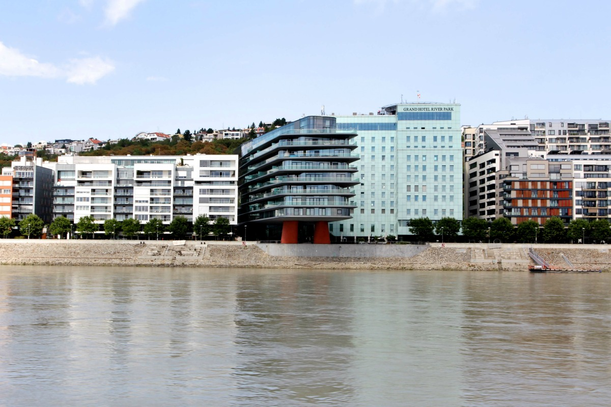 Grand Hotel River Park Bratislava, A Luxury Collection Hotel