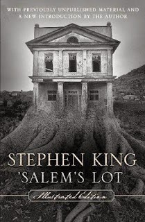 El misterio de Salem's Lot, de Stephen King.