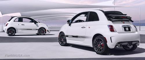 2018 Fiat 500 Abarth Cabrio
