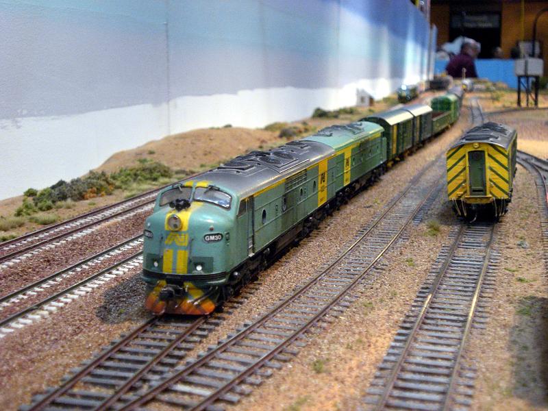Armchair Modeller Down Under Sydney Model Railway