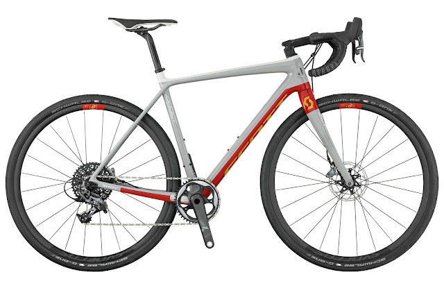 SCOTT ADDICT GRAVEL 10 DISC, versión 2017