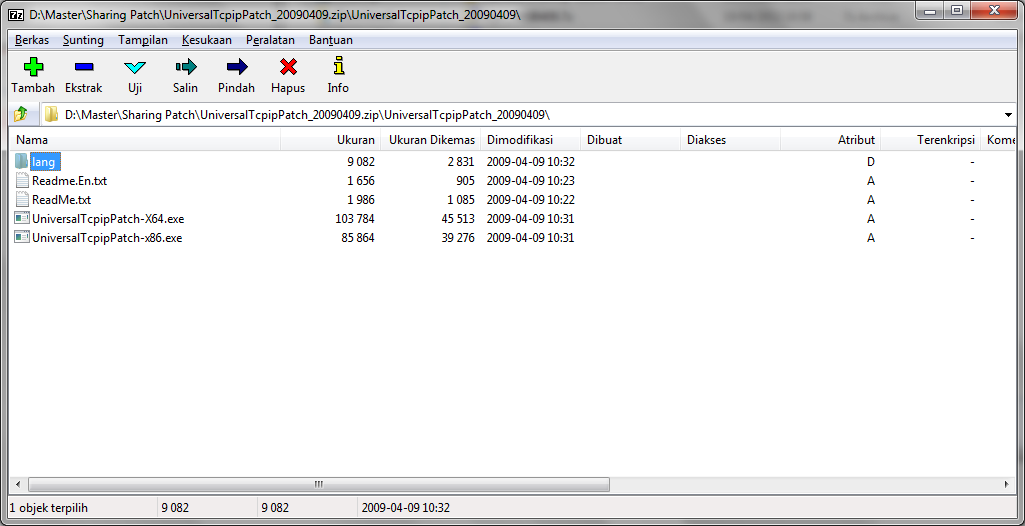 tcpip.sys patcher 2.23d
