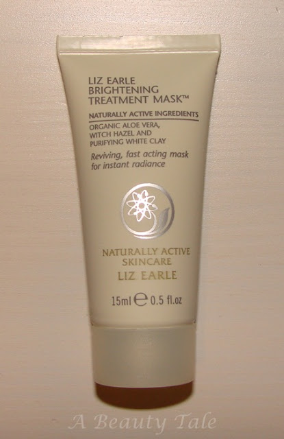 cadou liz earle, Brightening Treatment Mask