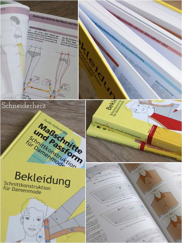 Fachbücher Schnittkonstruktion