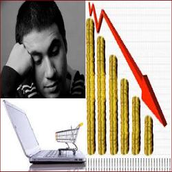 faktor yang menyebabkan penjualan menurun