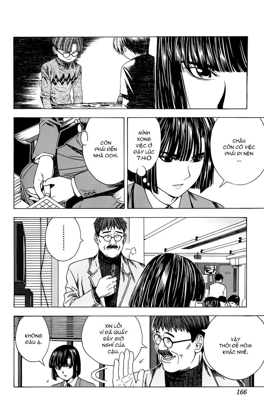Hikaru No Go hikaru no go chap 95 trang 16
