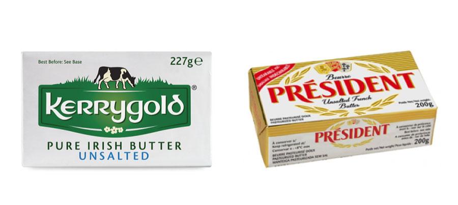 not 100% grass fed butter