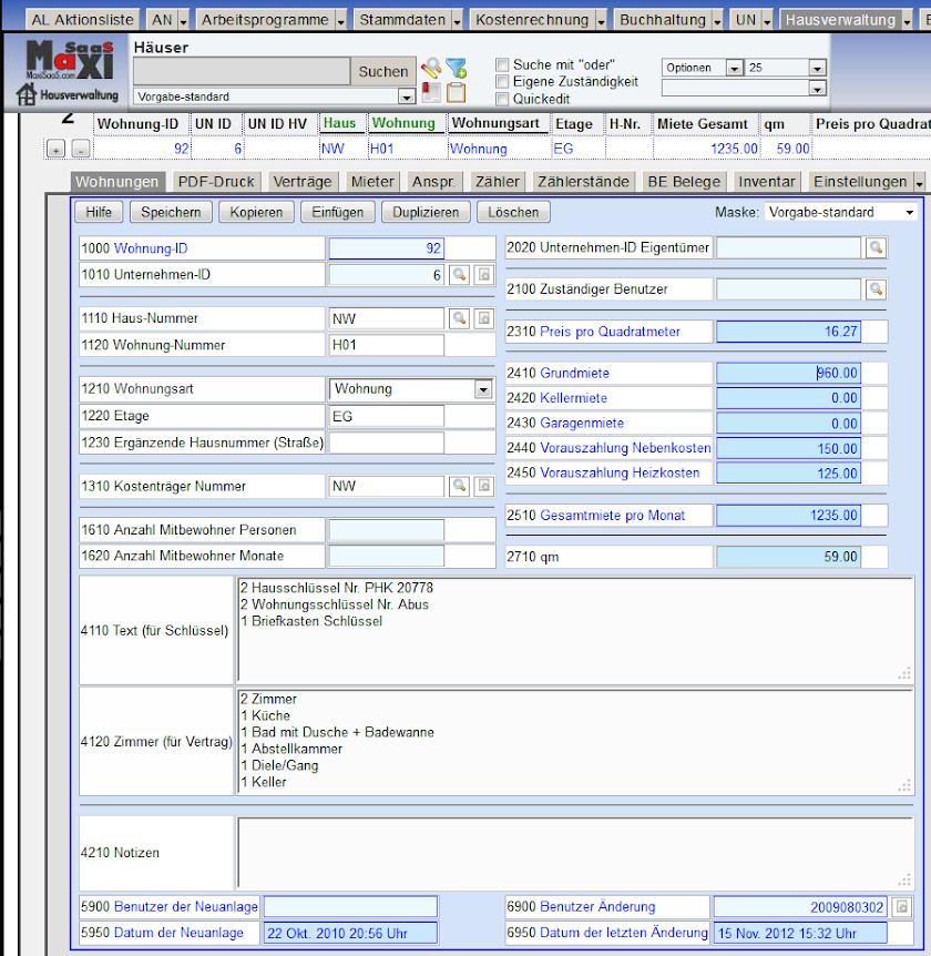Software As A Service : Mai 2013