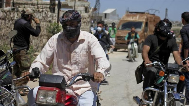Exoficial de CIA: ataque químico en Siria fue obra de terroristas