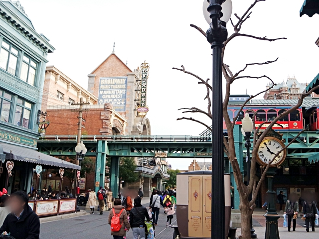 American Waterfront Area