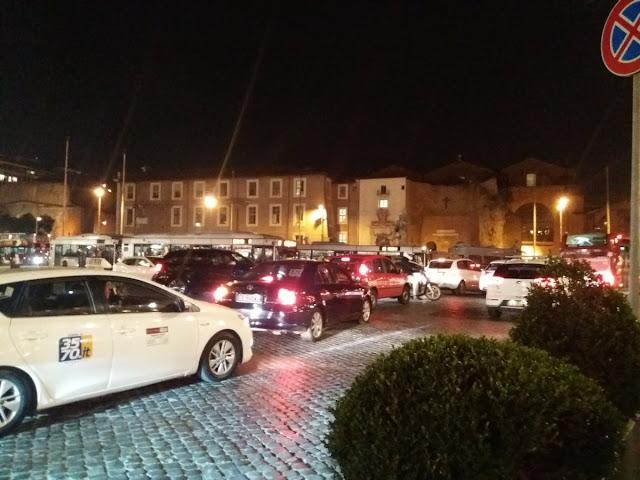 Congestion Charge - Piazza della Repubblica