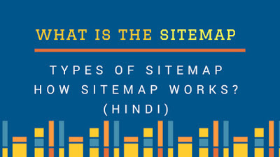 what is sitemap and how many formats of sitemap