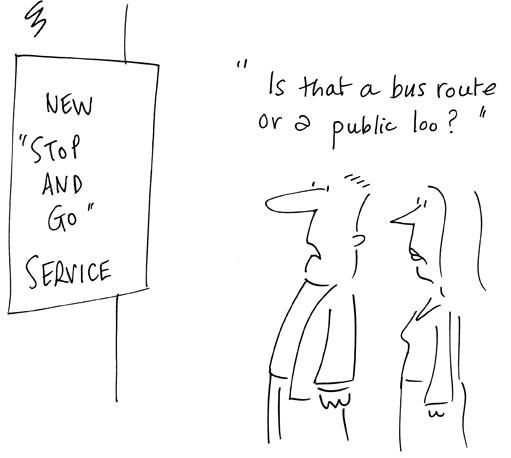 Radio Cartoonist: May 2011