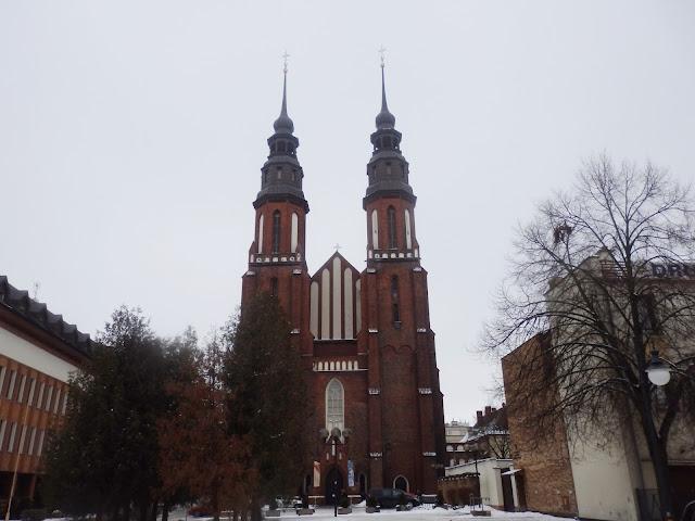 Opolska, średniowieczna katedra