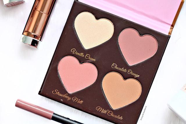 Primark Chocolate Face Palette