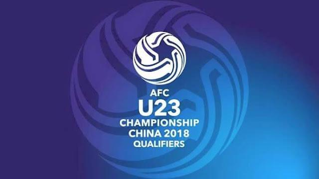 Jadual Perlawanan Kelayakan Kejuaraan B-23 AFC 2018