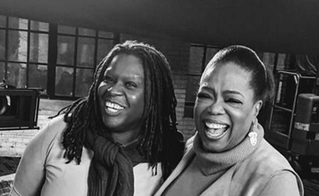 Oprah in 'awe' of West Michigan group finding common ground after '60 Minutes' interview